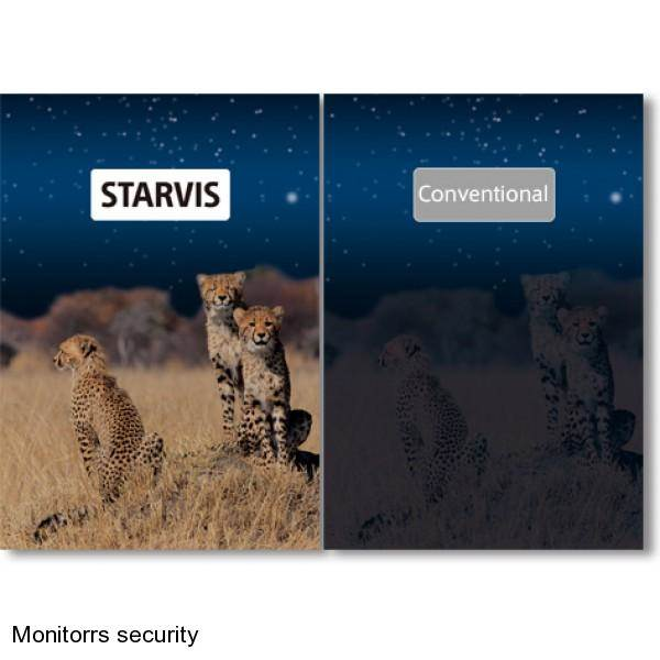 Monitorrs Security STARVIS IP 4 kamerový set 2 Mpix WDome (6280K4)