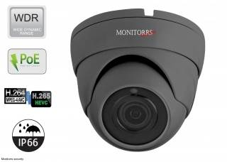 Monitorrs Security IP dome kamera 2,1 MPix Štandard (6169)
