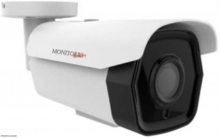 Monitorrs Security IP kamera 5 M.Pix + PoE Motorický zoom+auto focus (6185)