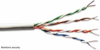 UTP HQ CABLE CAT5E.UTP.BC.305 (5717)
