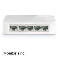 TP-LINK TL-SF1005D 5-port 10/100M mini Desktop Switch, 5x 10/100M RJ45 ports,