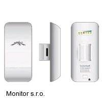 Ubiquiti NanoStation Loco M2 - outdoor 2,4GHz MIMO client inc.8 dbi antennas
