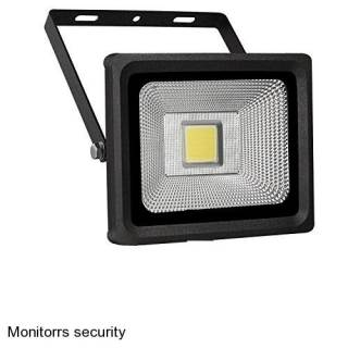 Monitors Security LED reflektor 20W (0242)